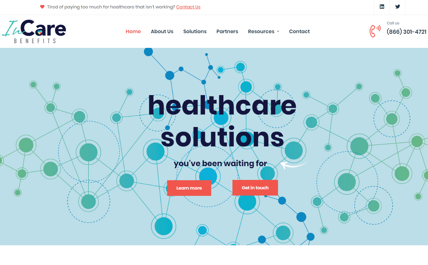 InCare Benefits Innovations In Healthcare