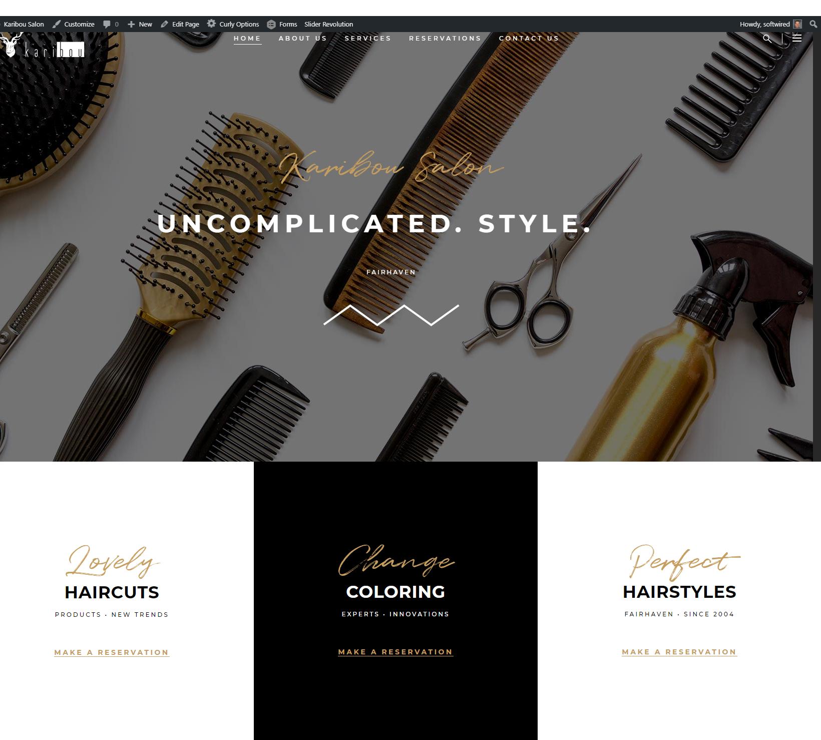 hair-salon-web-design