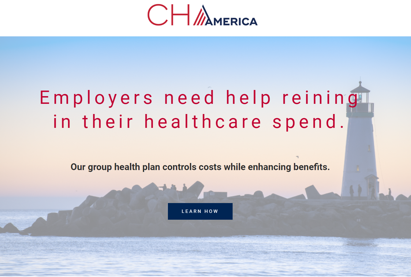 CHA America – Reducing the cost of employee benefits